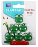 "Magnetukų rinkinys ""FROG"" 6 vnt"