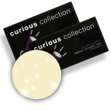 Vokai Curious Metallics,Cryogen White, 120 g/m², DL, 110 x 220 mm, 20 vnt./pak.
