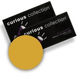 Vokai Curious Metallics,  Super Gold, 120 g/m², DL, 110 x 220 mm, 20 vnt./pak.